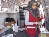 مركز الملك سلمان للإغاثة يدشن قافلة إنسانية وطبية للداخل اليمنى