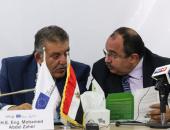 بالصور.. أحمد الوكيل:الغرفة التجارية دعمت الدولة وجمعت 1.4مليار جنيه لصالح الضرائب