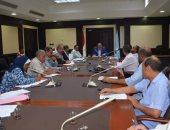 محافظ البحر الأحمر يعقد مؤتمر لمناقشة خطة التعبئة العامة للمحافظة لمجابهة الكوارث والأزمات