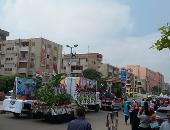 بالصور.. مسيرات بالقليوبية احتفالًا بالعيد القومى للمحافظة