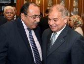 محافظ الإسكندرية يكرم رئيس الجامعة تقديرا لمجهوداته
