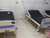 بالصور.. الإهمال يضرب مستشفى مطوبس المركزى بمحافظه كفر الشيخ