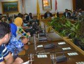رئيس جامعة المنيا: أسبوع فتايات الجامعات يثبت أن المرأة ليست مهمشة