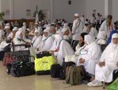اليوم.. مصر للطيران تنقل 5 آلاف حاج على متن 24 رحلة جوية