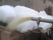"""""""رى دمياط"""": إصلاح ماكينة رفع مياه ترعة البنك بكفر سعد"""
