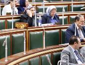 تأخر انعقاد الجلسة العامة للبرلمان لعدم اكتمال النصاب القانونى