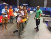 """""""كيشو"""" يحرز الميدالية البرونزية فى بطولة العالم للمصارعة"""