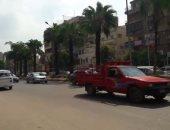 المرور: غلق جزئى لشارع الهرم بسبب أعمال مترو الأنفاق لمدة 3 أيام