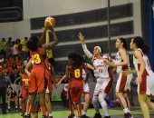 اليوم ختام معسكر الإسكندرية لناشئات السلة