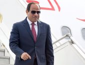 السيسي يصل نيويورك مساء اليوم.. والجالية المصرية تستقبله بمقر إقامته