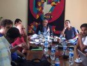 """ننشر تفاصيل اجتماع أعضاء """"مبادرة الميادين"""" بحضور """"أبو سعدة"""" و""""اللبان"""""""