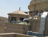 """""""المهندسين"""" و""""التنسيق الحضارى"""" تنصفان جامعة القاهرة: """"تكييف القبه ضرورى"""""""
