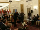 وزير الخارجية يوقع مذكرة تعاون فى مجال النقل مع نظيره الهندى
