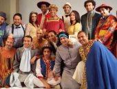 """شباب مسرح مصر يسخرون من مسلسل """"الأسطورة"""" فى أول عروضهم"""
