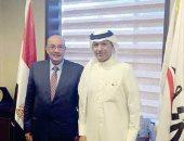 عبدالله الشاهين يلتقى رئيس صندوق تحيا مصر لبحث جذب استثمارات جديدة