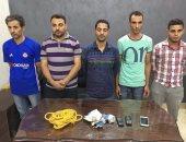 مباحث القاهرة تحرر سائقين بعد اختطافهما بحلوان بسبب خلافات مالية