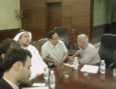 """محمد سعفان يوجه بمتابعة أوضاع العمالة المصرية المتعاقدة للعمل فى """"الحج"""""""