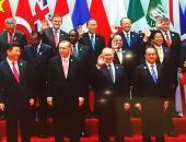 المستشار الثقافى المصرى بالصين: الأمن رفض تفتيش الوفد مصر بقمة العشرين