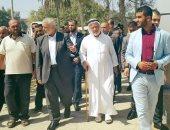 إسماعيل هنية يجتاز بوابة معبر رفح فى طريقه لأداء فريضة الحج