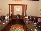 محافظ الإسكندرية: سيتم إزالة وتنظيف سوق 30 من كل التعديات