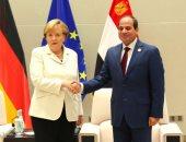 المستشارة الألمانية أنجيلا ميركل تزور مصر الخميس المقبل