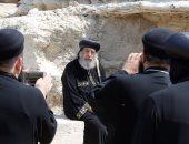 بالصور.. البابا تواضروس يفتتح دير القديس انطونيوس بالأردن ويزور بيت عنيا