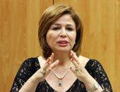 """إلهام شاهين: """"مهرجان القاهرة السينمائى يمر بظروف صعبة ولازم نديله وضعه"""""""