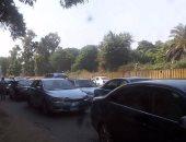 بالفيديو.. تعرف على خريطة الحالة المرورية وأماكن التكدسات بالقاهرة الكبرى مساء اليوم