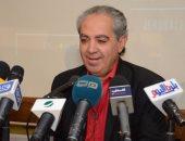 الأمير أباظة: نمنح رؤوف توفيق ميدالية الجمعية الذهبية