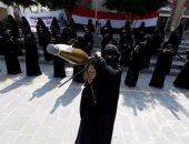الحوثيون يستعينون بالنساء فى المعارك الدائرة باليمن
