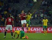 منتخب مصر يخسر بهدف أمام جنوب أفريقيا فى ودية مانديلا