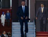 هل تعمدت الصين إهانة أوباما فى قمة العشرين؟.. 5 مشاهد تؤكد تجاهل بكين للرئيس الأمريكى.. أبرزها هبوطه من السلم الخلفى للطائرة.. اختفاء السجادة الحمراء بمراسم الاستقبال.. ومشادة موظف مع مستشارة الرئيس