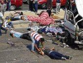 مصرع 4 أشخاص من أسرة واحدة إثر انقلاب سيارة فى أبو غالب بالجيزة