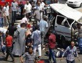 """مصرع 3 طالبات بـ""""طب المنوفية"""" صدمتهن سيارة بطريق """"المحلة - طنطا"""""""