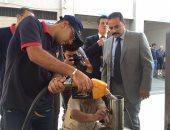 الرقابة الإدارية تستطلع آراء المواطنين حول مدى توافر البنزين بالمحطات