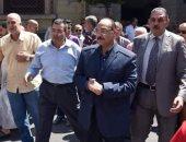 محافظ الإسكندرية يجرى أول جولة تفقدية بشوارع حى شرق