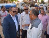 محافظ سوهاج ومدير الأمن يشهدا صلح بين عائلتين فى خصومة ثأرية بمركز العسيرات