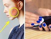 بالصور.. 3 نصائح تجنبك مشاكل الجلد.. أبرزها تعقيم شاشة الهاتف