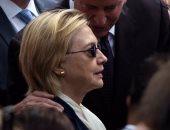 هيلارى كلينتون تصاب بالإعياء وتغادر مراسم ذكرى اعتداءات 11 سبتمبر