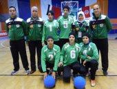 اختفاء منتخب الجزائر لكرة الجرس فى دورة الألعاب البارالمبية