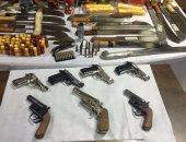 حبس عامل لاتهامه بتصنيع الأسلحة النارية فى الوراق