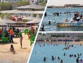"""حماية الشواطئ: دراسة لـ"""" البحر الأحمر والمتوسط""""  لوضع الخط النهائى للسواحل"""