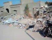 """""""الإسكان"""": استمرار تنظيم حملات رفع المخلفات والإشغالات بمدينة أسيوط الجديدة"""