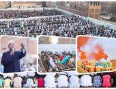 خطيب مسجد بسوهاج يشكر الله على نعمة الأمن والأمان فى مصر