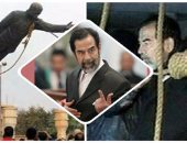 """10سنوات على إعدام صدام حسين..محاميه: مات مقتنعا بأن إيران """"الخطر الأكبر"""".. وكيل دفاع البرلمان: كان أولى حلقات المؤامرة.. و""""الشئون العربية"""": المنطقة شهدت أحداثا مأساوية وتحولت العراق إلى """"اللادولة"""""""
