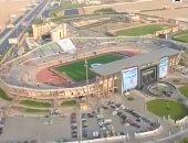 تمشيط محيط استاد برج العرب وعدم السماح بحضور مباراة المنتخب لغير حاملى التذاكر
