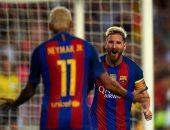 نيمار لميسي: بدونك لن تكون هناك كرة قدم