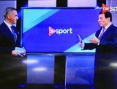 """بالفيديو..انطلاقة قوية لقناة """" on sport """" بمدحت شلبى وسيف زاهر"""