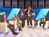 بالفيديو.. شاهد مراحل بناء استديو  On sport