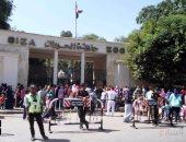 حديقة الحيوان تفتح أبوابها مجانًا احتفالاً بالعيد القومى لمحافظة الجيزة